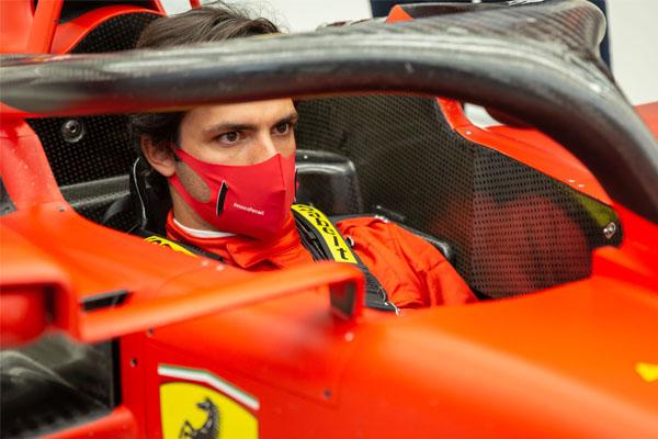Kiprah Carlos Sainz Jr Sebagai Pembalap Ferrari di Formula 1 2021 - iMSPORT.TV
