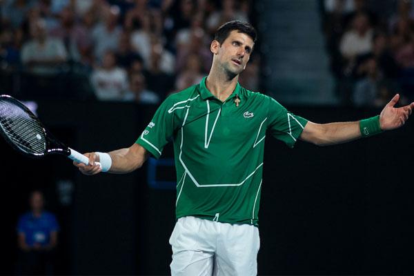 Layangkan Kritik, Nick Kyrgios Sebut Djokovic LeBron nya Tenis - iMSPORT.TV
