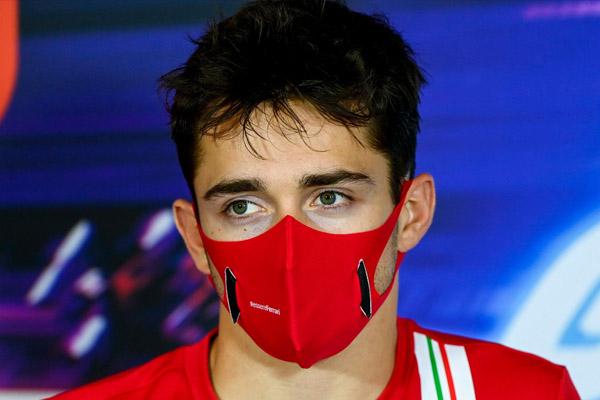 Pembalap Ferrari Formula 1 Charles Leclerc Positif Covid-19 - iMSPORT.TV