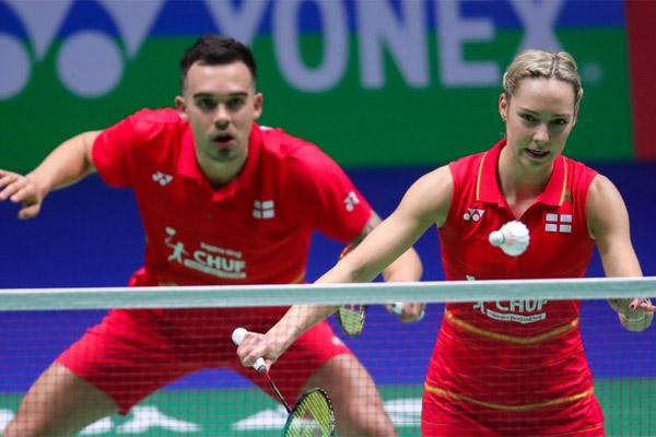 Positif ! Chris dan Gabrielle Adcock Mundur dari Thailand Open 2021 - iMSPORT.TV
