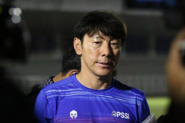 Shin Tae Yong Promosikan Mayoritas Garuda Muda usai Piala Dunia U-20 Batal digelar - iMSPORT.TV