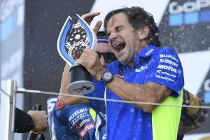 Sukses antar Joan Mir Juara MotoGP, Brivio Tinggalkan Suzuki - iMSPORT.TV