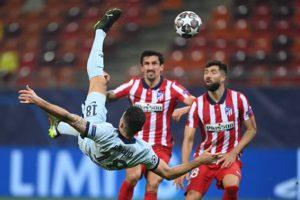 Gol Salto Giroud bikin Simeone mengakui Gagal Total - iMSPORT.TV