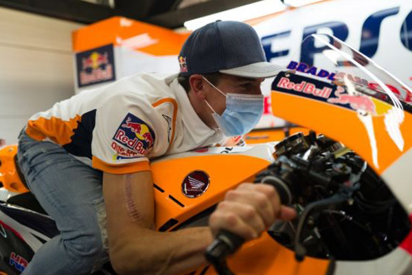 Marc Marquez menolak Gaji dari Repsol Honda - iMSPORT.TV
