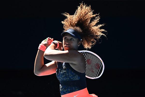 Naomi Osaka Permalukan Serena William di Semifinal Australia Open 2021 - iMSPORT.TV