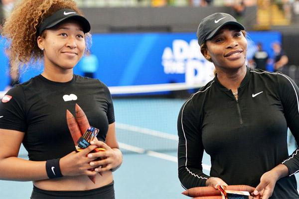Naomi Osaka dan Williams bersaudara Melaju ke babak dua Australian Open 2021 - iMSPORT.TV