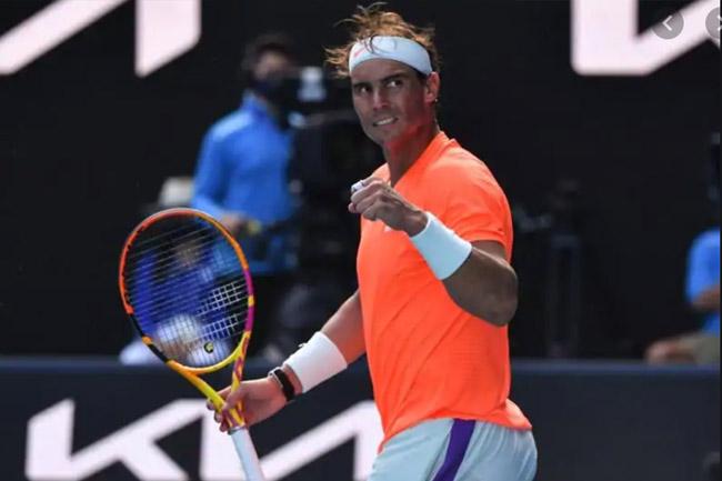 Rafael Nadal melangkah ke Perempat Final Australian Open 2021 - iMSPORT.TV