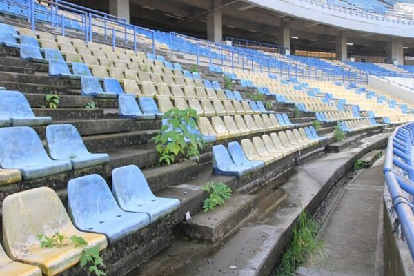 Stadion Utama Kaltim - iMSPORT.TV