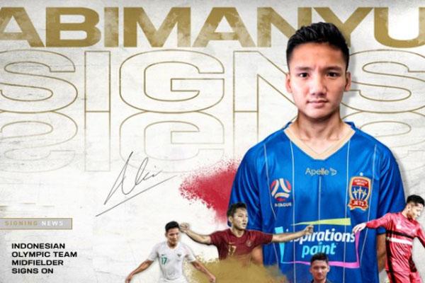 Talenta Syahrian Abimanyu Buat Newcastle Jets Yakin - iMSPORT.TV