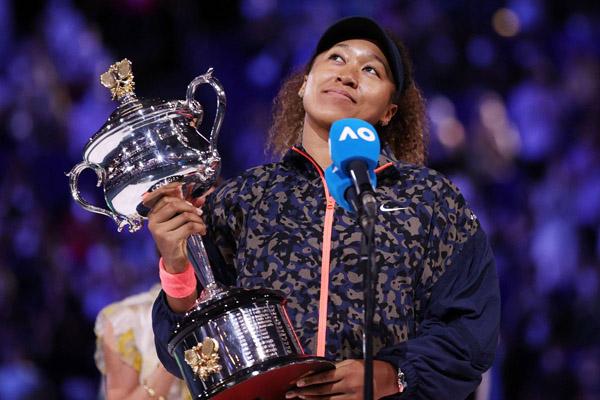 Total Hadiah Naomi Osaka Usai Juara di Australia Open 2021, Bikin Takjub - iMSPORT.TV