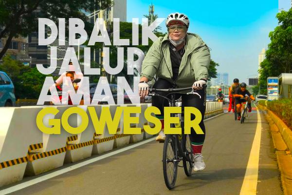 Jalur Sepeda Terproteksi di Jakarta Punya Makna Mendalam - iMSPORT.TV