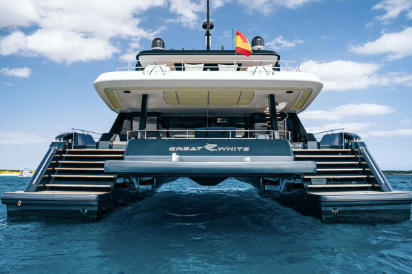 Kapal Pesiar Yacht Milik Rafa Nadal - iMSPORT.TV