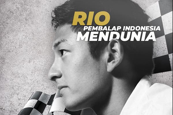 Prestasi Rio Haryanto Pembalap Indonesia yang Mendunia - iMSPORT.TV