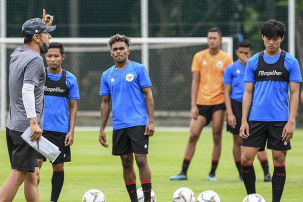 Telat Urus Izin ! Timnas U-23 vs PS Tira Persikabo Batal digelar - iMSPORT.TV