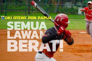 Tim Softball Putra DKI Jakarta Tak Ingin Meremehkan Lawan di PON Papua 2021 (Video) - iMSPORT.TV