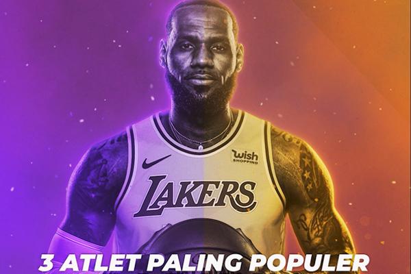 3 Atlet Paling Populer di Dunia - iMSPORT.TV