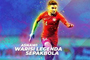 Asnawi Mangkualam Titisan sang Legenda PSM Makassar - iMSPORT.TV