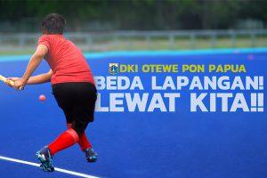Hockey DKI Jakarta Beda Lapangan! Lewat Kita! - iMSPORT.TV