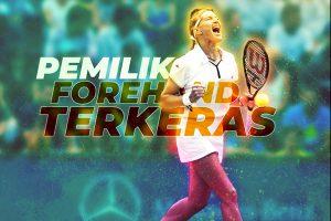 Prestasi! Steffi Graf Petenis Nomor 1 Dunia Terlama - iMSPORT.TV