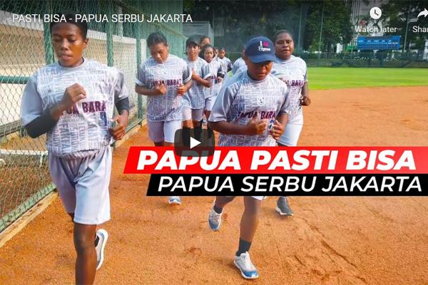 PAPUA PASTI BISA - PAPUA SERBU JAKARTA - iMSPORT.TV