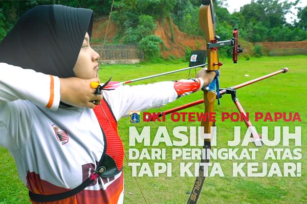 Panahan DKI Jakarta Masih Jauh Dari Peringkat Atas Tapi Kita Kejar!! - iMSPORT.tv