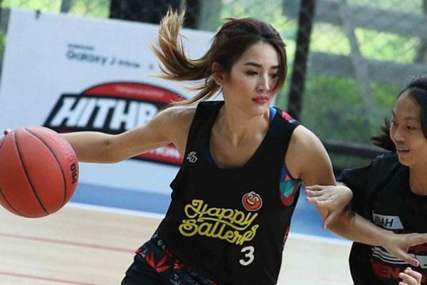 Atlet Basket Cantik Maria Selena - iMSPORT.TV