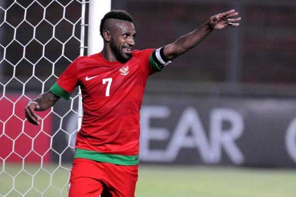 Boaz Solossa, Mega Bintang Sepakbola dari Tanah Papua - iMSPORT.TV