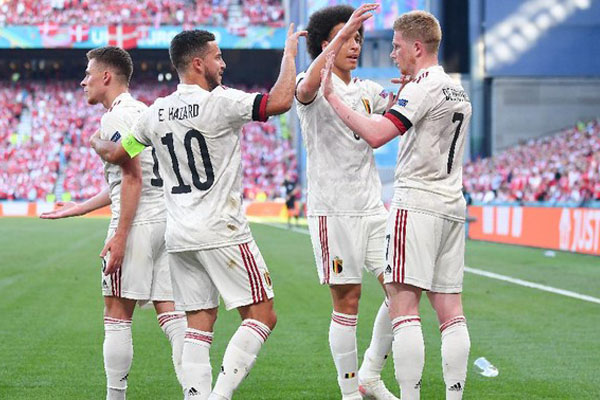 Fakta, Denmark Bisa Lolos 16 Besar Euro 2020 - iMSPORT.TV