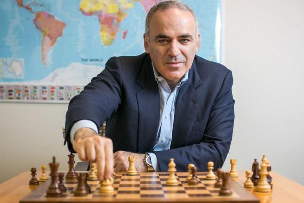 Garry Kasparov, Grandmaster Catur Dunia - iMSPORT.TV
