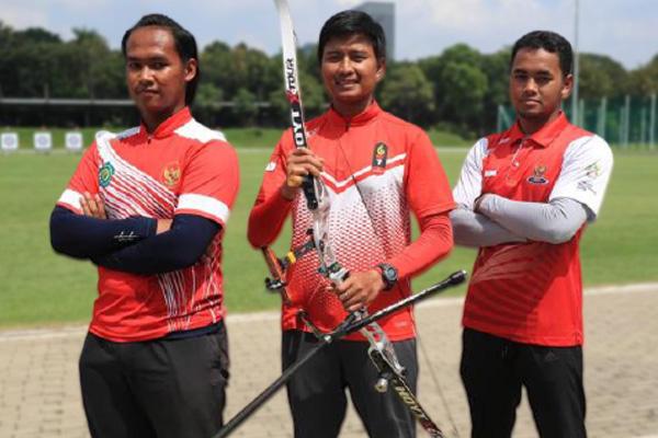 Recurve Beregu Putra, Raih Tiket di Olimpiade - iMSPORT.TV