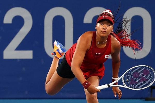 Naomi Osaka Tersingkir dari Petenis Ceko di Olimpiade Tokyo 2020 - iMSPORT.TV