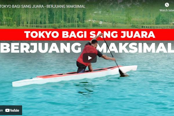 TOKYO BAGI SANG JUARA - BERJUANG MAKSIMAL - imsport.tv