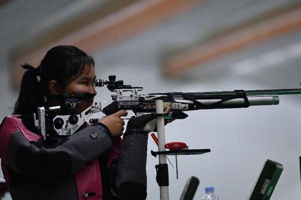 Vidya Rafika Gagal Tembus 8 Besar di Nomor 10 Meter Air Rifle - iMSPORT.TV