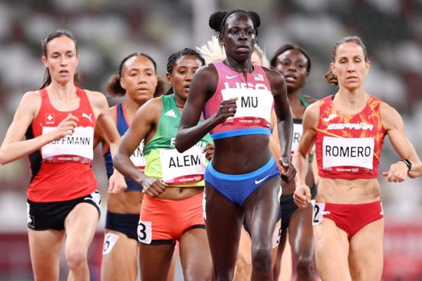 Athing Mu Pecahkan Rekor Lari 800 meter di Olimpiade Tokyo 2020 - iMSPORT.TV