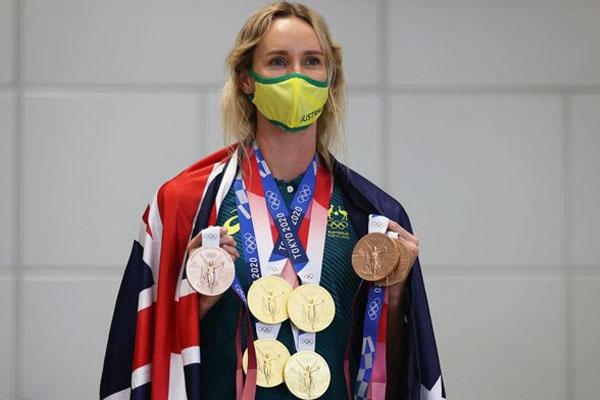 Mckeon Perenang Pertama dengan 7 Medali Olimpiade - iMSPORT.TV