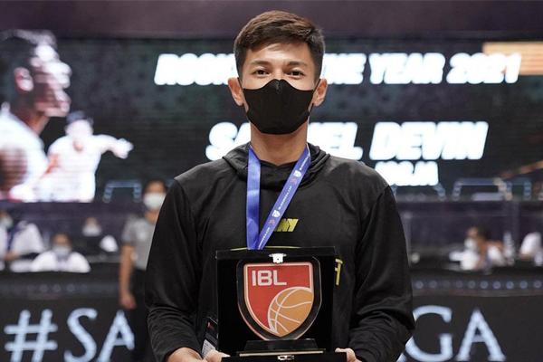 Devin Susanto Rookie Of The Year 2021 Akan Tampil di PON Papua - iMSPORT.TV
