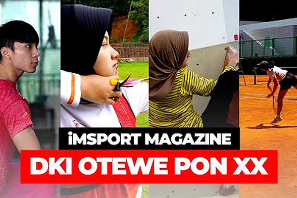 IMSPORT MAGAZINE - DKI OTEWE PON XX - iMSPORT.TV