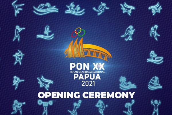 Opening Ceremony PON XX Papua 2021 (LIVE) - iMSPORT.TV